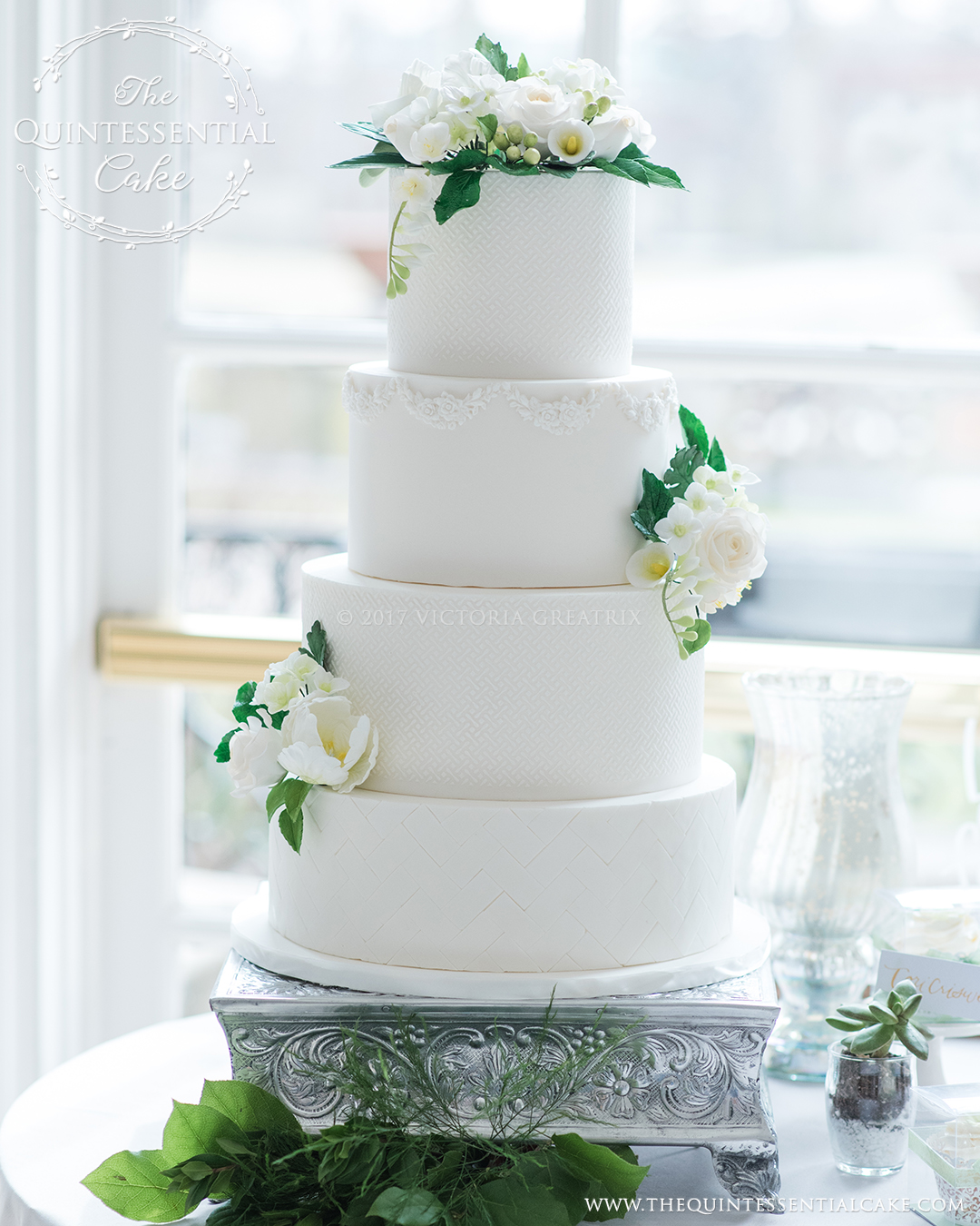 TQC Greenery Shoot Cake KRP