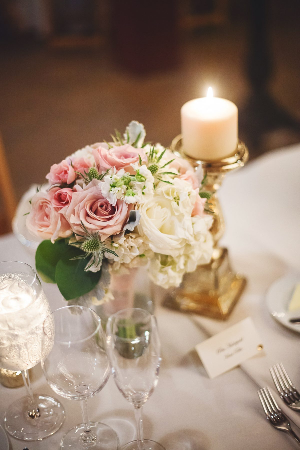Blumen Gardens Wedding Reception