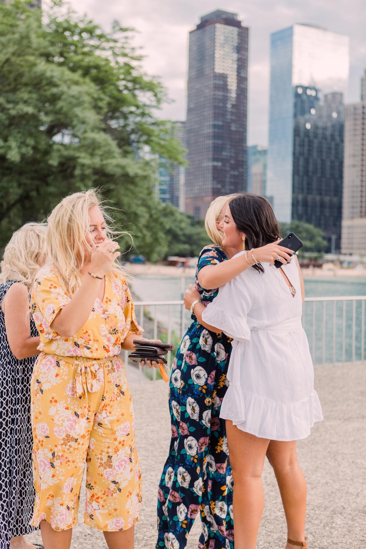 Chicago Olive Park Surprise Proposal 22