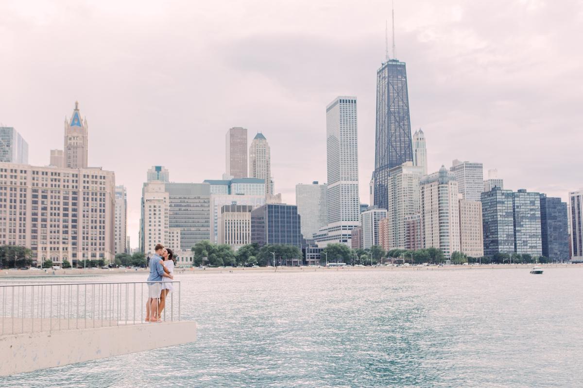 Chicago Olive Park Surprise Proposal 40