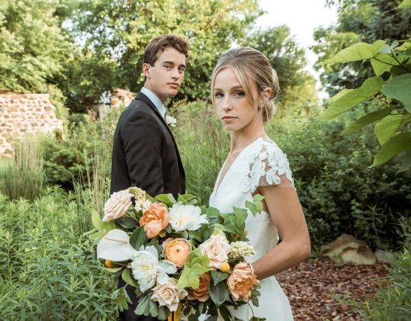 Glass & Grain Photography_1960s Wedding Inspiration_0030
