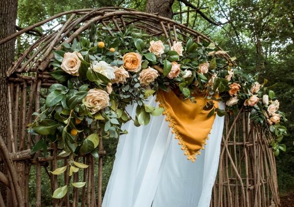 Glass & Grain Photography_1960s Wedding Inspiration_0044