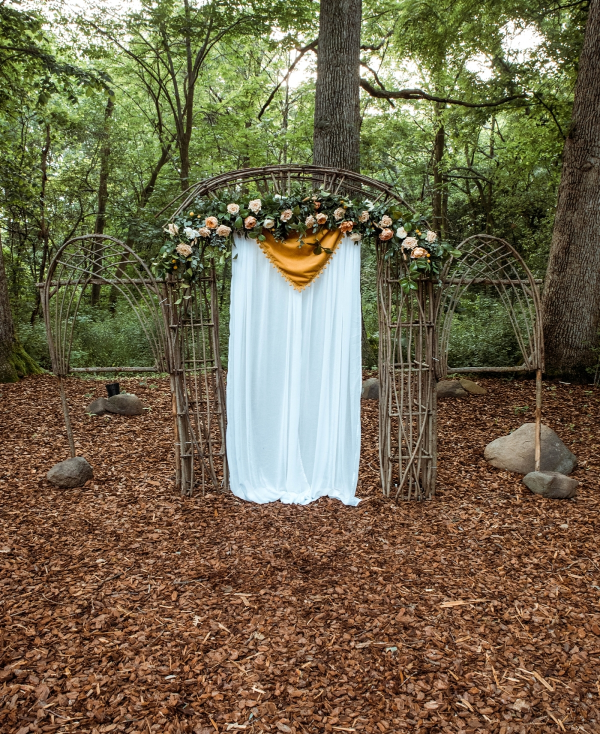Glass Grain Photography 1960s Wedding Inspiration 0045