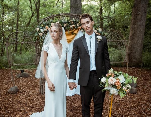 Glass & Grain Photography_1960s Wedding Inspiration_0058