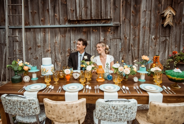 Glass & Grain Photography_1960s Wedding Inspiration_0091
