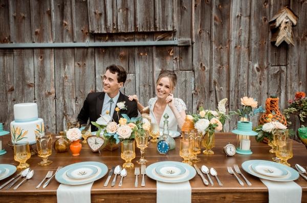 Glass & Grain Photography_1960s Wedding Inspiration_0094