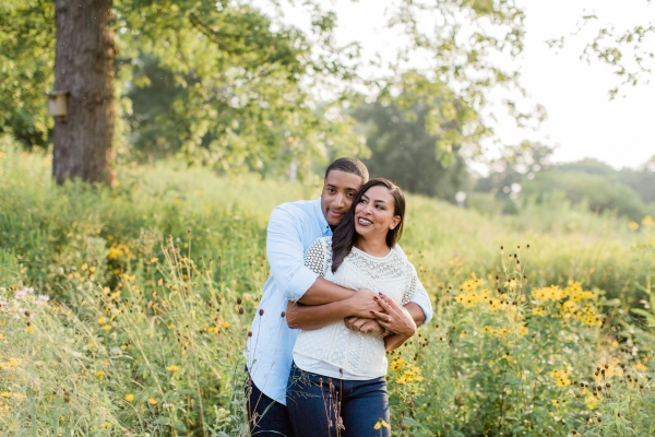 Lincoln Park Engagement Session Photography by Lauryn (10)