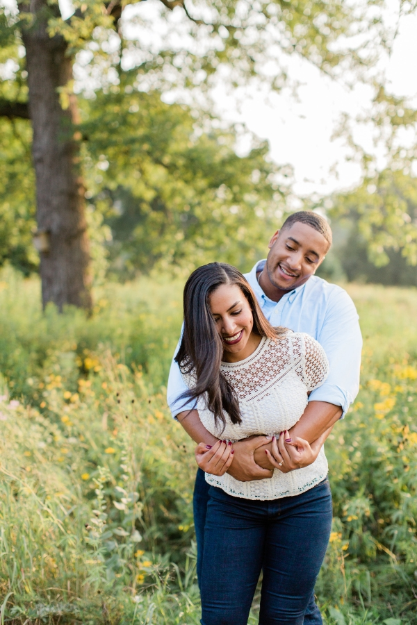 Lincoln Park Engagement Session Photography by Lauryn (18)