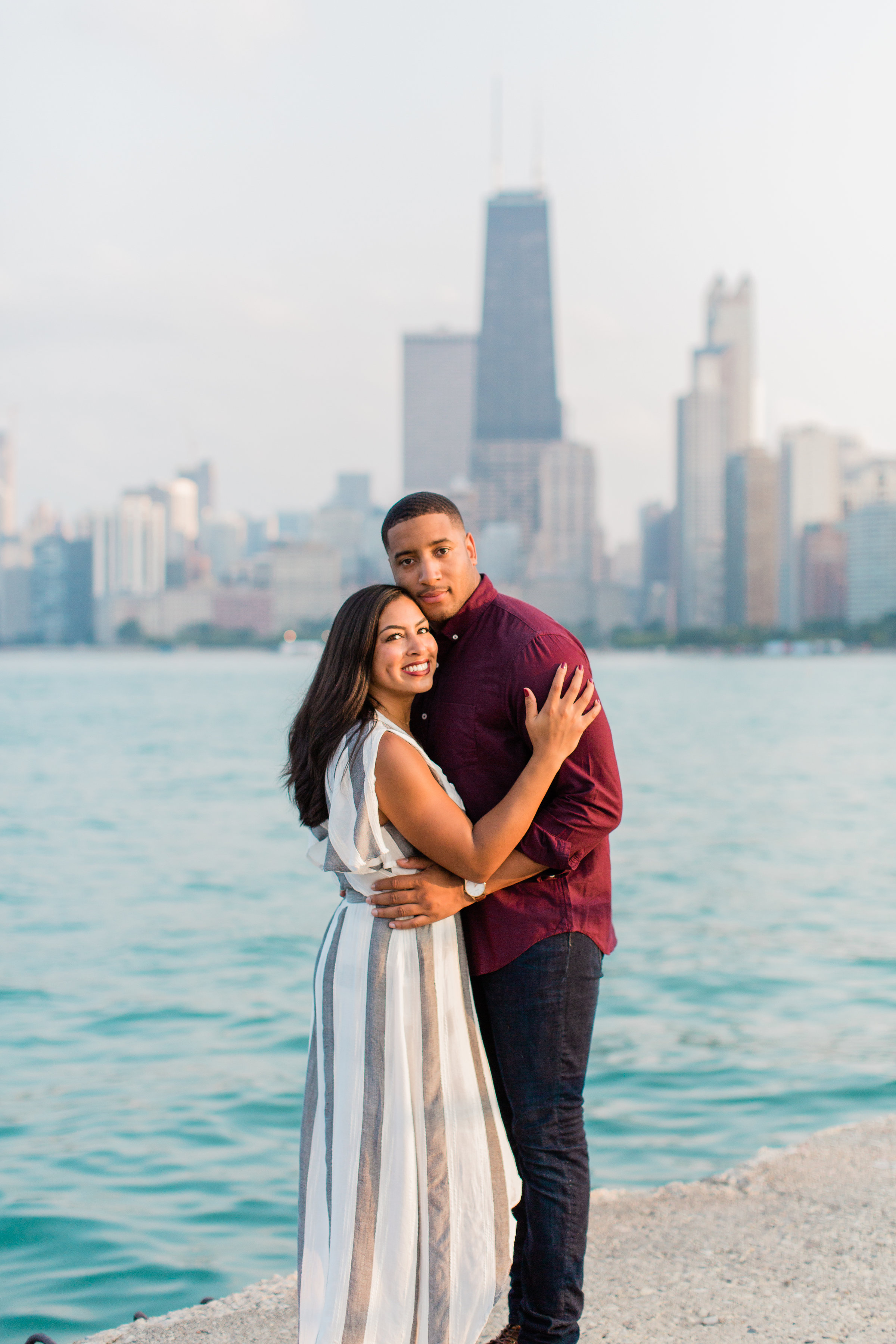 Lincoln Park Engagement Session Photography by Lauryn (21)
