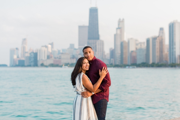 Lincoln Park Engagement Session Photography by Lauryn (22)