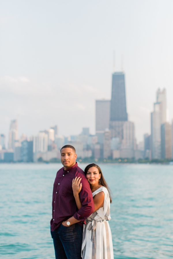 Lincoln Park Engagement Session Photography by Lauryn (23)