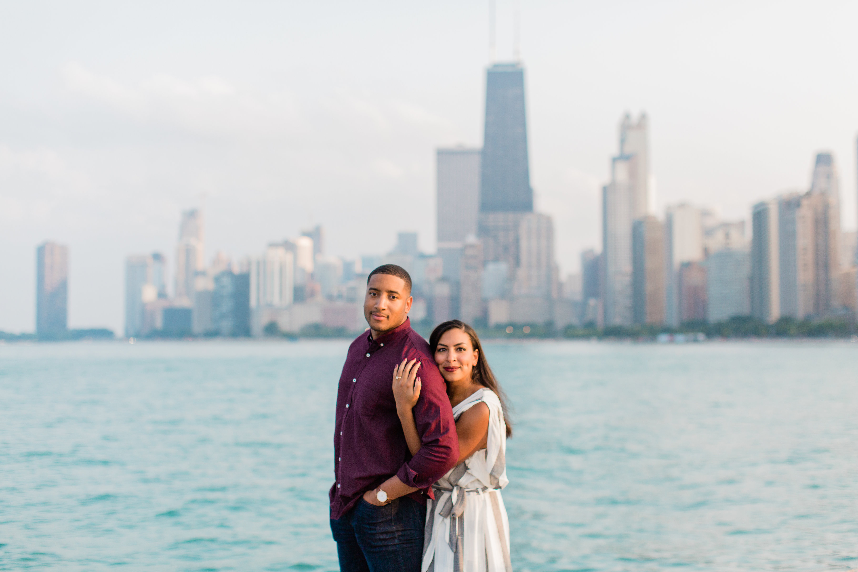 Lincoln Park Engagement Session Photography by Lauryn (24)