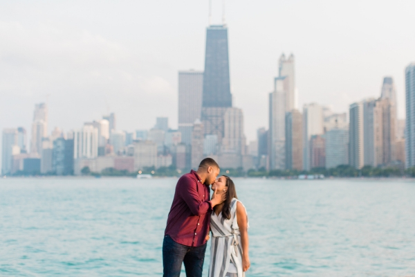 Lincoln Park Engagement Session Photography by Lauryn (25)