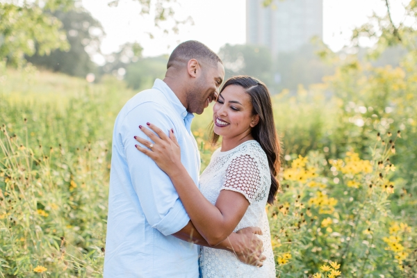 Lincoln Park Engagement Session Photography by Lauryn (3)