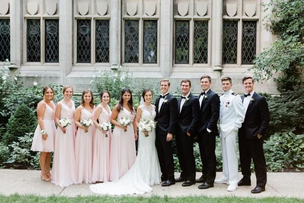 University Club Chicago Wedding Photography by Lauryn (1)