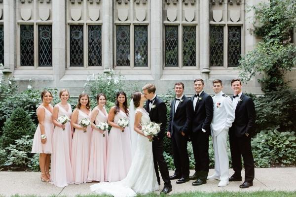 University Club Chicago Wedding Photography by Lauryn (2)