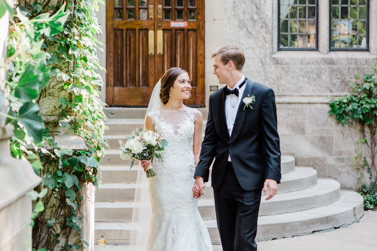 Fourth Presbyterian Chicago Wedding