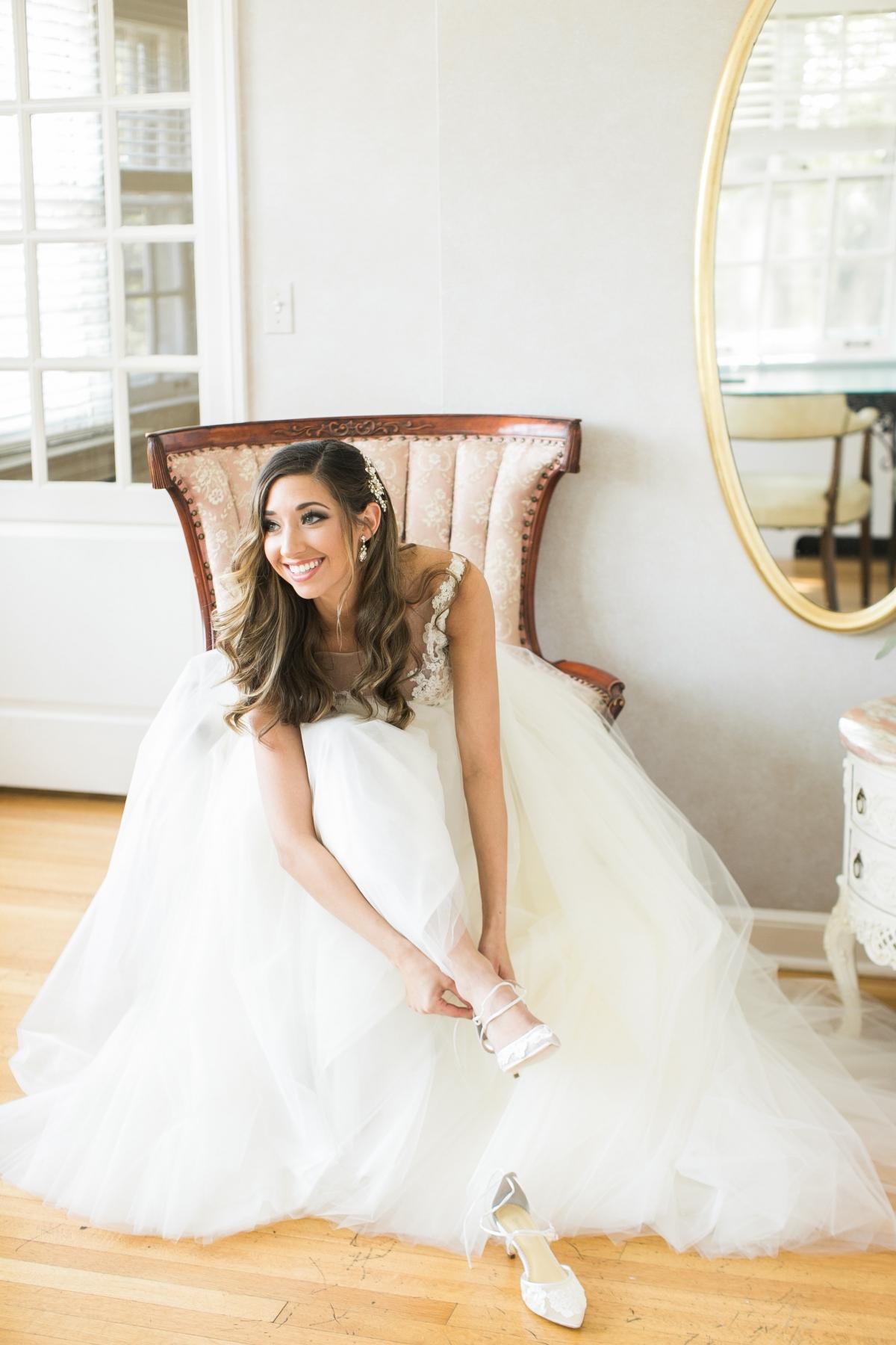 Danada House Chicago Wedding Blush and Borrowed 34
