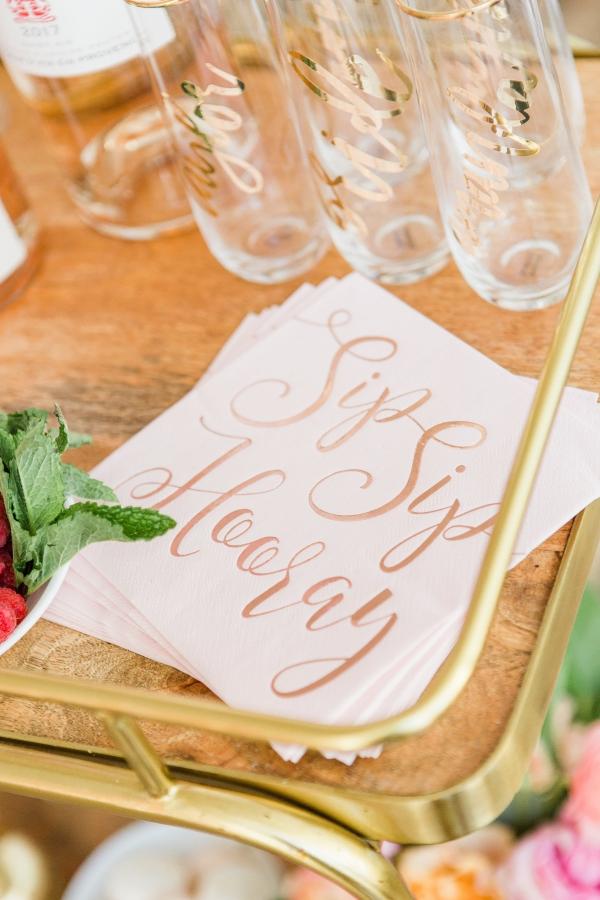 Fun Bridesmaids Shower Inspiration Davids Bridal (10)