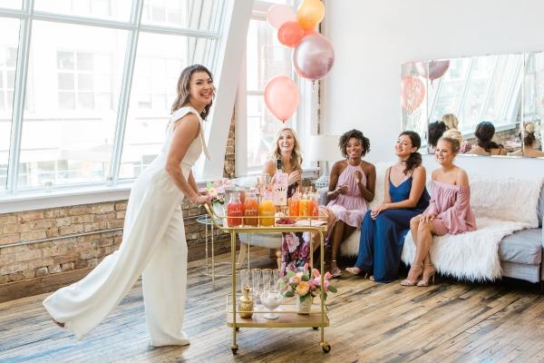 Fun Bridesmaids Shower Inspiration Davids Bridal (15)
