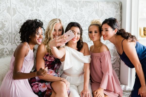 Fun Bridesmaids Shower Inspiration Davids Bridal (56)