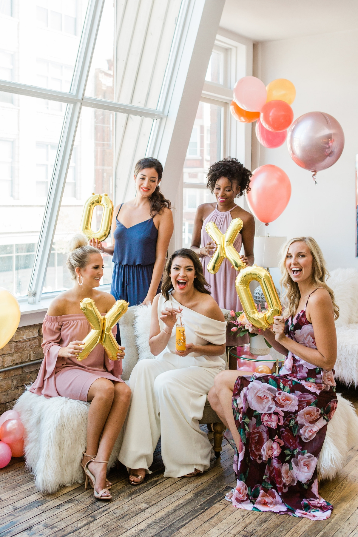 Fun Bridesmaids Shower Inspiration Davids Bridal (7)
