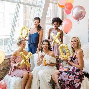 Fun Bridesmaids Shower Inspiration Davids Bridal (7)