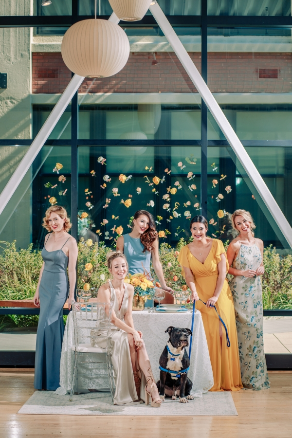 Wedding Inspiration with Adoptable Dogs (19)