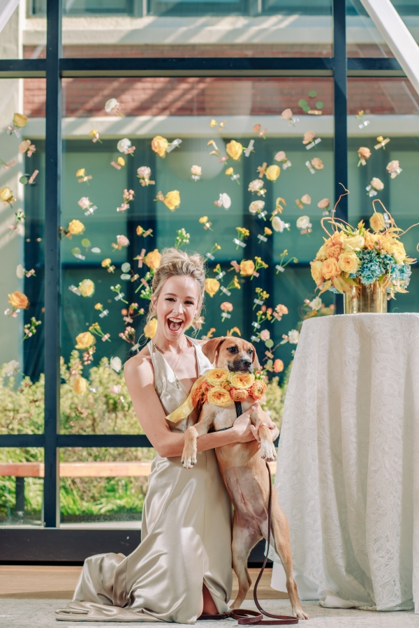 Wedding Inspiration with Adoptable Dogs (20)