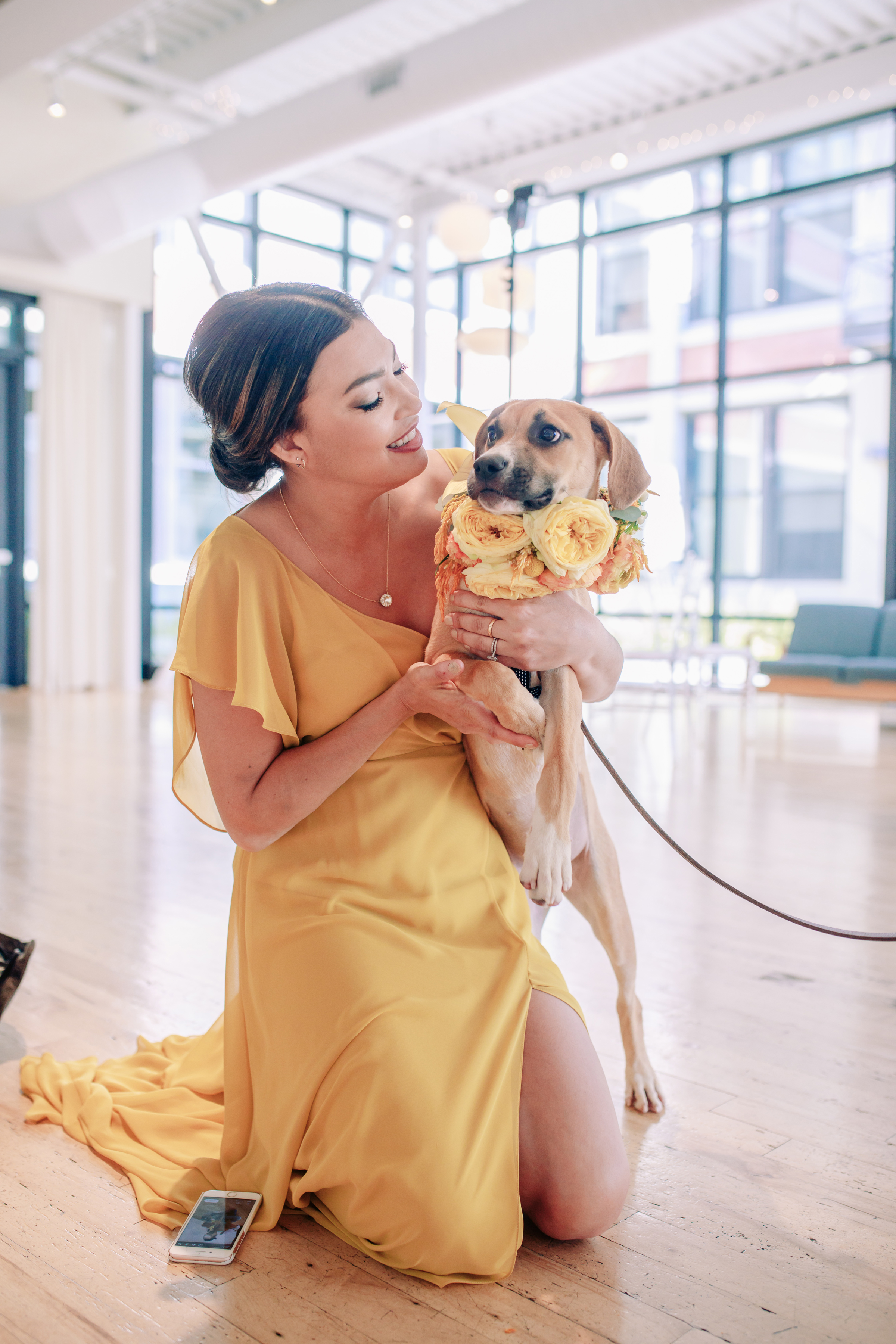 Wedding Inspiration with Adoptable Dogs (25)