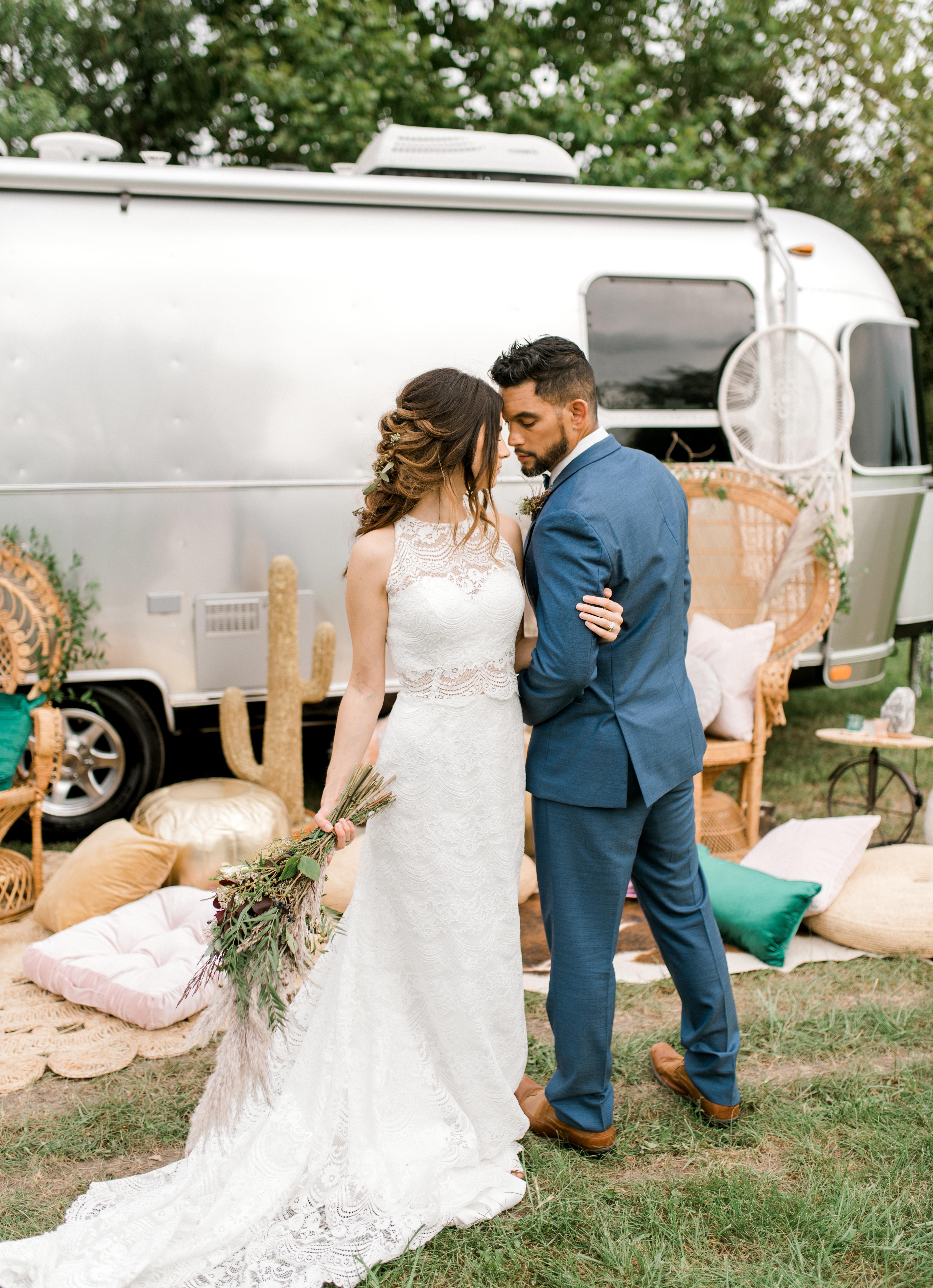 Bohemian Chic Bridal Shoot (35)