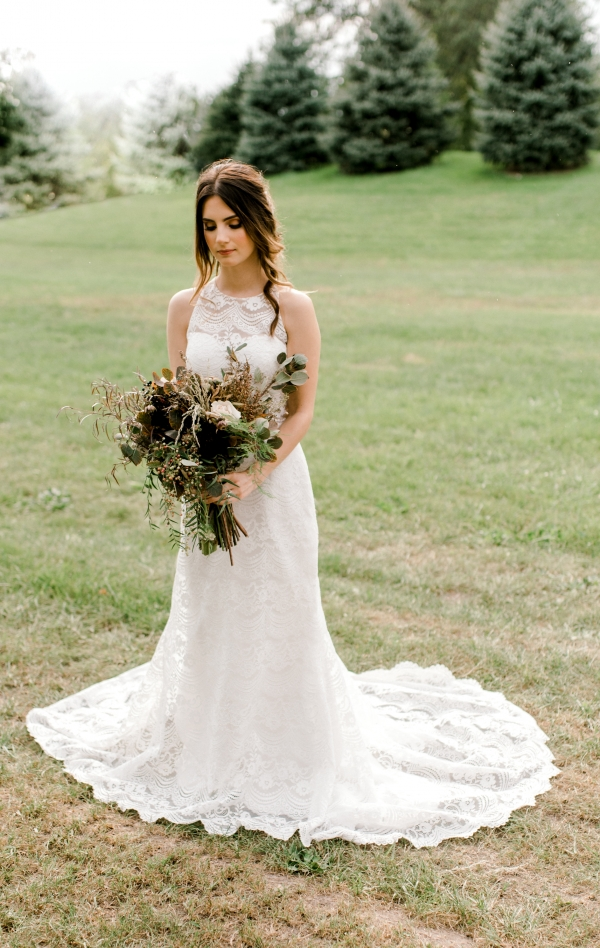 Bohemian Chic Bridal Shoot (43)