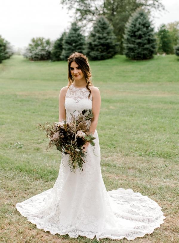 Bohemian Chic Bridal Shoot (44)