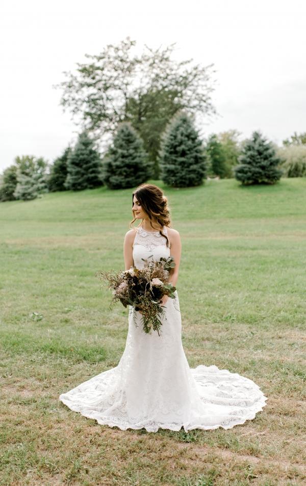 Bohemian Chic Bridal Shoot (45)