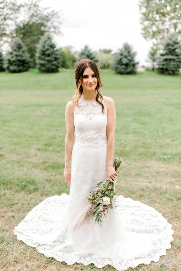 Bohemian Chic Bridal Shoot (51)