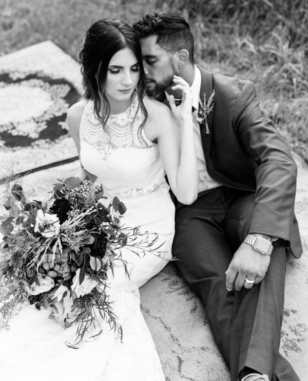 Bohemian Chic Bridal Shoot (57)