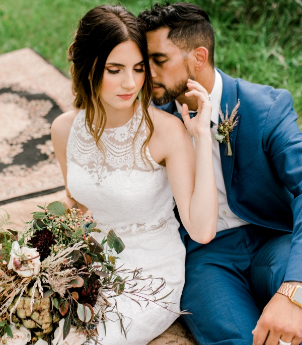 Bohemian Chic Bridal Shoot (58)