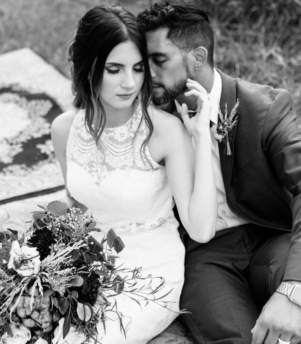 Bohemian Chic Bridal Shoot (59)