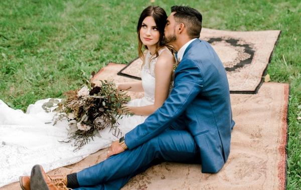 Bohemian Chic Bridal Shoot (60)