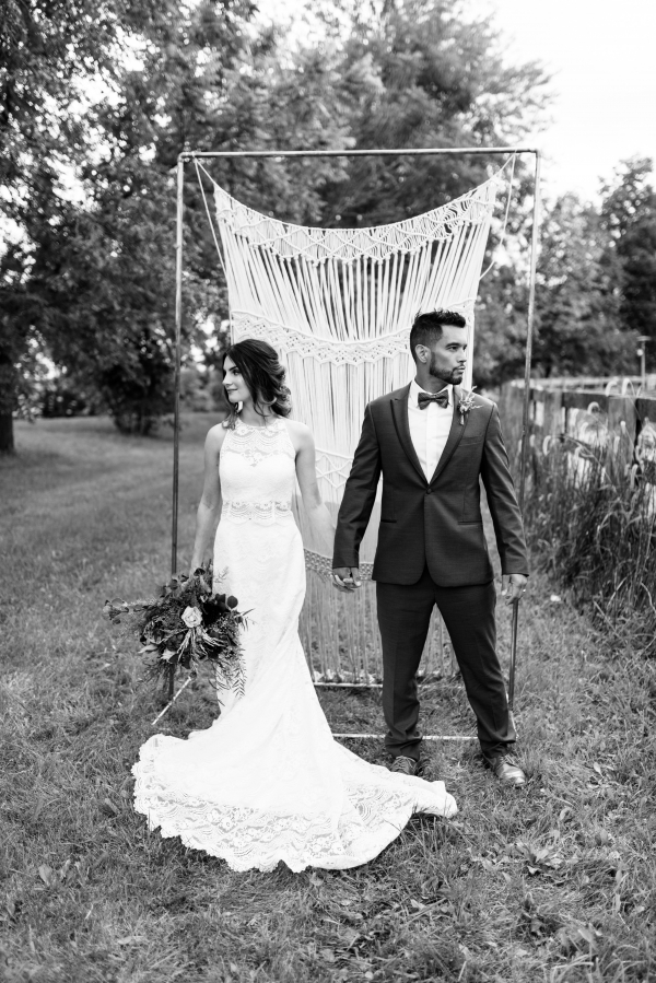 Bohemian Chic Bridal Shoot (64)
