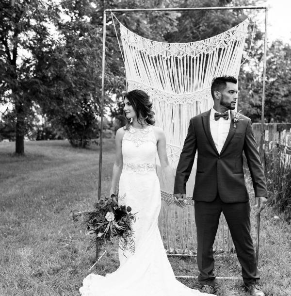 Bohemian Chic Bridal Shoot (66)