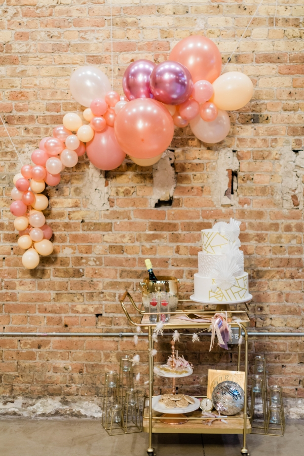 Chicago New Years Eve Wedding Inspiration (24)