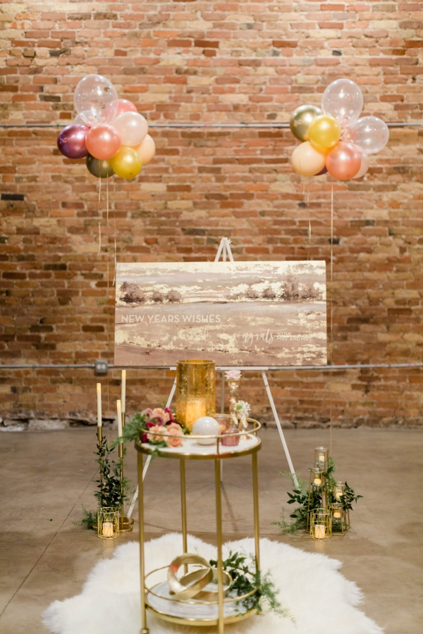 Chicago New Years Eve Wedding Inspiration (35)