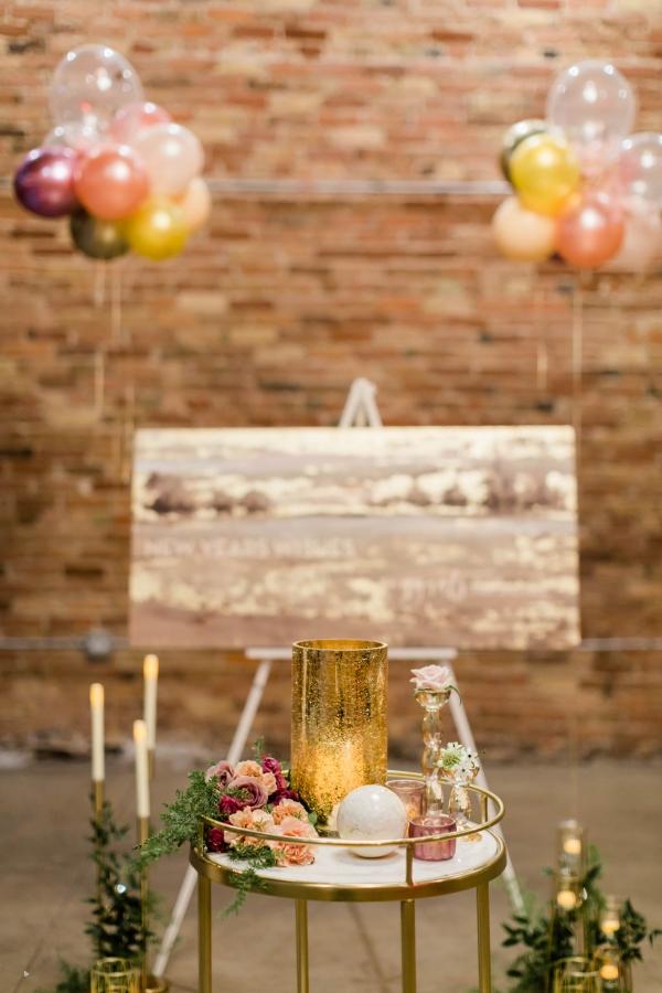 Chicago New Years Eve Wedding Inspiration (36)