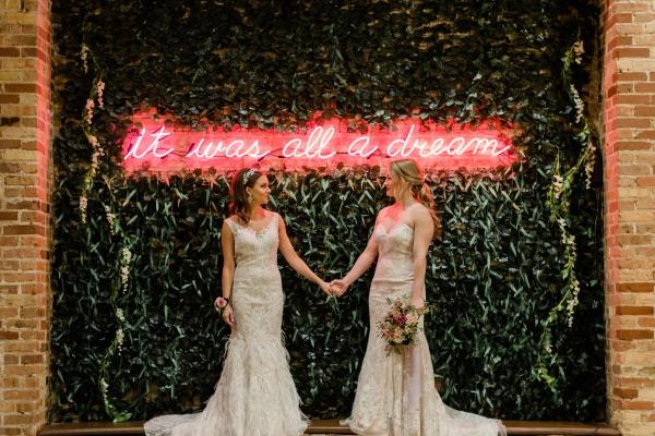 Chicago New Years Eve Wedding Inspiration (49)