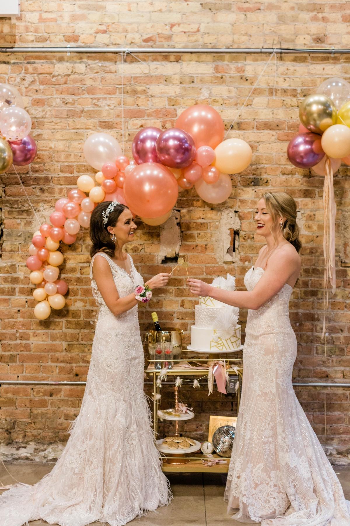 Chicago New Years Eve Wedding Inspiration (50)