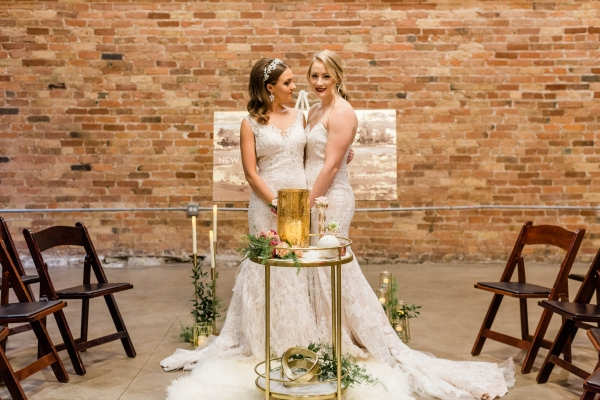Chicago New Years Eve Wedding Inspiration (53)