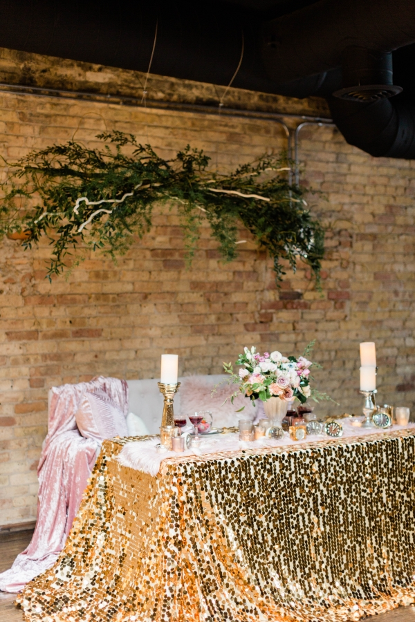 Chicago New Years Eve Wedding Inspiration (76)