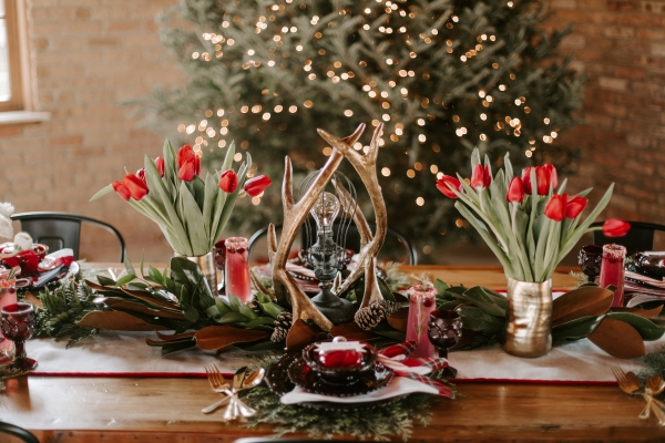 Cozy Chicago Christmas Wedding Inspiration (10)