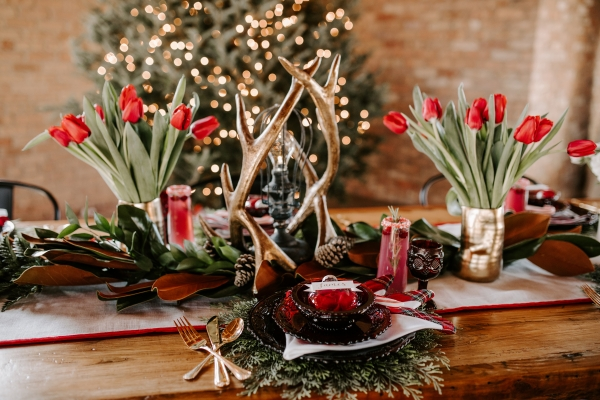 Cozy Chicago Christmas Wedding Inspiration (4)